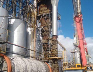 Auxílio para manutenção industrial