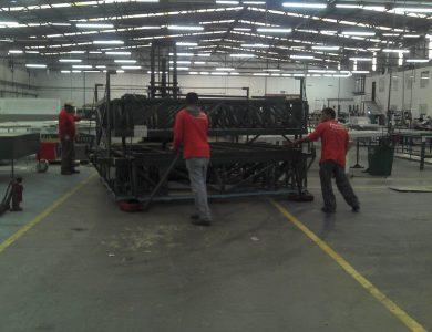 Remoção de maquinas